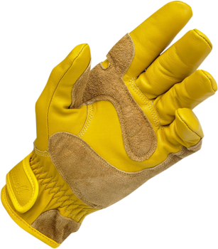 Biltwell Inc. - Work Gloves - Gold