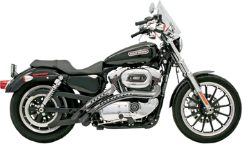 Bassani - Radial Sweeper Exhausts - fits '04-'13 XL