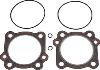James Gaskets - Gasket O-Ring Kit, Cylinder Head-Base - fits '99-Up Twin Cams