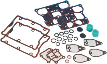 James Gaskets - Gasket Rocker Cover Kit - fits '99-Up Twin Cams