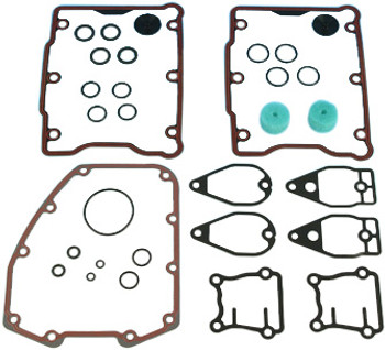 James Gaskets - Gasket O-Ring Kit, Cam Quick Change - fits '99-Up Twin Cams