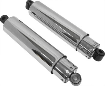 """HardDrive - 4-Speed Shocks 13.5"""" - fits '58-'72 FL, '54-'74 XL"""