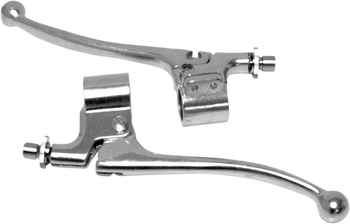 EMGO - Amal Style Replica Lever Assembly - Brake Lever