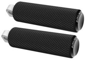 Arlen Ness - Knurled Fusion Footpegs - Black