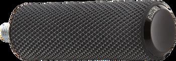Arlen Ness - Knurled Fusion Shifter/Brake Peg - Black