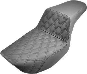Saddlemen - Step Up Diamond Stitch Seat - fits '82-'00 FXR