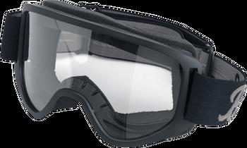 Biltwell Inc. - Moto Goggles 2.0 - Script Black