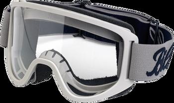 Biltwell Inc. - Moto Goggles 2.0 - Script Titanium