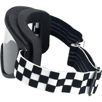 Biltwell Inc. - Moto Goggles 2.0 - Checkers