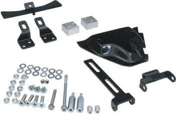 West-Eagle - Solo Seat Mounting Kit - fits '04-'06, '10-Up XL Models (solid mount)