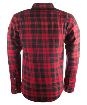Highway 21 - Marksman Riding Flannel - Red