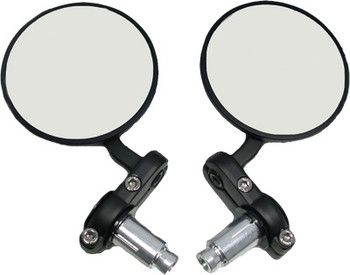 HardDrive - Cafe Style Bar End Mirrors