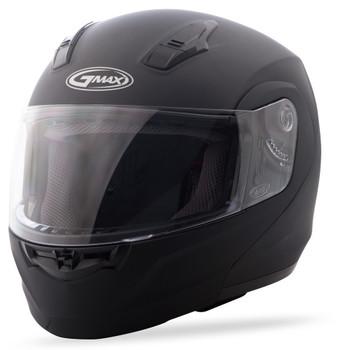 GMAX - MD04 Modular Motorcycle Helmet - Flat Black