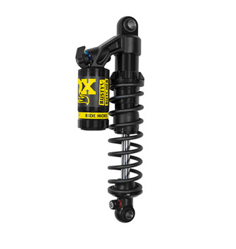 Fox Racing - Rusty Butcher Signature Series QS3-R Sportster Rear Shock