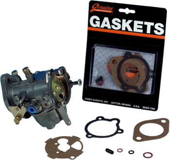 James Gaskets - Carb Rebuild Kit - fits All Bendix Carbs '72-'76