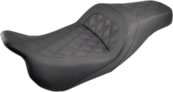 Saddlemen - Slim Motorcycle Seat - fits Touring Models (see desc.)