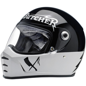 Biltwell Inc. - Lane Splitter Limited Edition Rusty Butcher Helmet