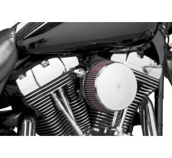 Arlen Ness - Stage 1 Big Sucker Air Cleaner Kit - fits '08-'13 FLHT/FLHR/FLHX/FLTR