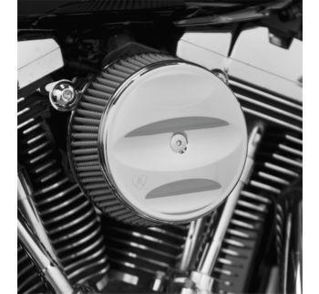 Arlen Ness Stage 1 Big Sucker Air Filter Cover Fits Harley Models (See Desc.) - Billet