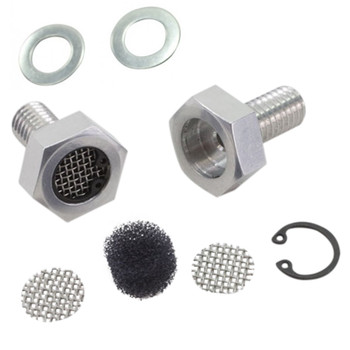 TC Bros Choppers - Breather Bolts - fits Harley Davidson Twin Cam Engines