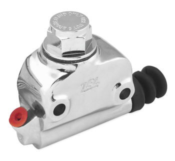 Bikers Choice Rear Master Cylinder Wagner Type fits '58-'72 FL,FX