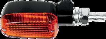 K&S Technology Inc. - Marker Lights - Oblong - Black Satin