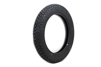"Firestone Tires - Replica Blackwall - 4.00"" x 19"""