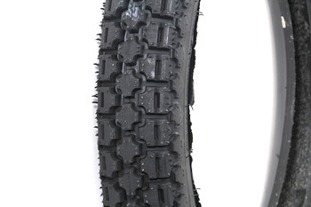 "Firestone Tires - Replica Blackwall - 4.00"" x 18"""