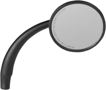 RWD - Round Mirrors - Chrome or Black
