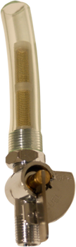 EMGO - British-Style Fuel Standard Petcock with Tube