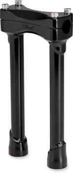 Biltwell Inc. - Murdock Straight Risers - Black or Chrome