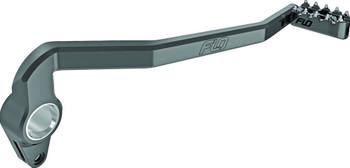 Flo Motorsports - Adjustable Brake Lever - fits Harley Models w/ Mid Controls