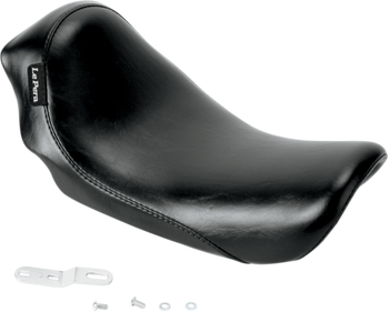 Le Pera - Silhouette Smooth Solo Seats - fits Dyna Models (See Desc.)