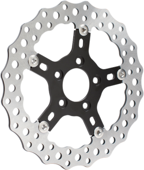 """Arlen Ness - Jagged 11.8"""" Front/Rear Brake Rotor - fits Harley Models (See Desc.)"""