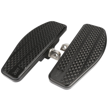 Thrashin Supply Co. - Mini Floorboards - fits Harley Models - Black or Natural