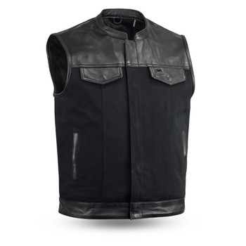 First Mfg - 49/51 Vest - With or Without Collar