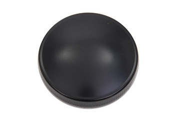 V-Twin - Right Vented Gas Cap - Black - fits FL Type Bobbed Tanks