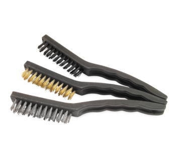 Bike Master - 3-Piece 230 mm Brush Set