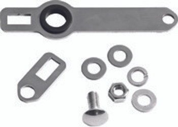 West-Eagle - Adjustable Carb Support Brackets, Pan, Shovel w/S&S E or B