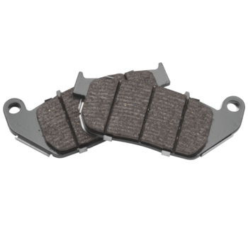 Lyndall Brakes - Gold Plus Racing Front Brake Pads -  O.E.M. 42831-04