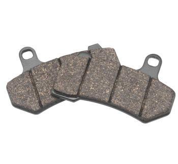 Lyndall Brakes - Gold Plus Racing Rear Brake Pads - O.E.M. 42298-08