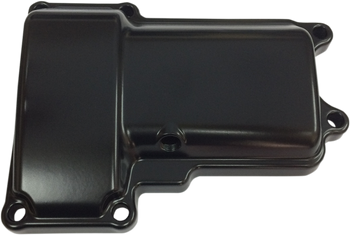 Drag Specialties - Flat Black Transmission Top Cover