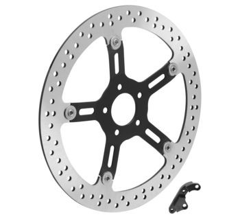 "Arlen Ness - Big Brake Floating Front Rotor Kit 14"" - Fits FLT Models"