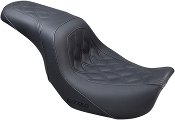Saddlemen - Lutzka Signature Series Seat - fits '06-'17 FLD/FXD/FXDWG