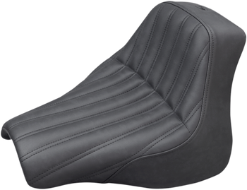 Saddlemen - Knuckle Renegade Solo Seat - fits Softails (see desc.)
