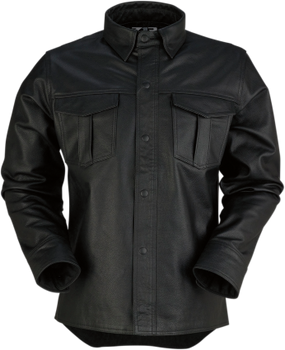 Z1R - The Motz Leather Shirt