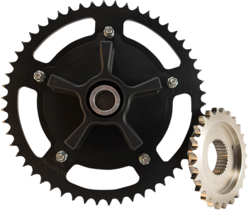 Trask - Chain Drive Conversion Kit - fits '09-'18 FL