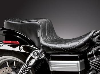 Le Pera - Cherokee Seat - Fits Dyna Models '06-'17 Diamond