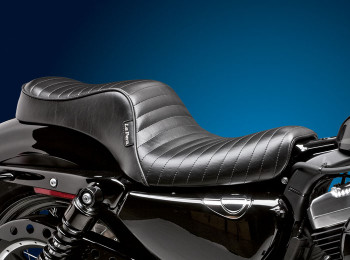 Le Pera - Cherokee Seat - Fits Sportster Models '10-'18 Pleated