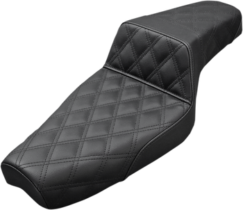 Saddlemen Step-Up Seat Fits Harley Davidson XL Sportster Models '04-'18